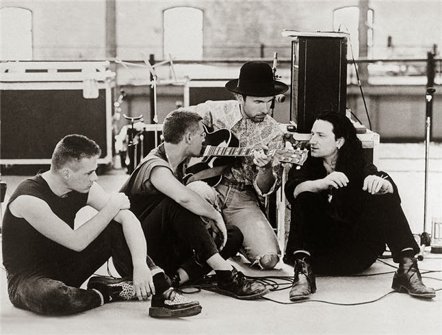 U2 and Me – One Life, but we're not the same.